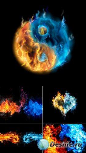 Два пламени