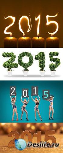 Растровый клипарт - 2015 часть 2
