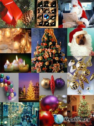 Клипарты  - Новый год и Рождество #2