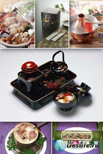 Изысканная восточная кухня (подборка изображений)