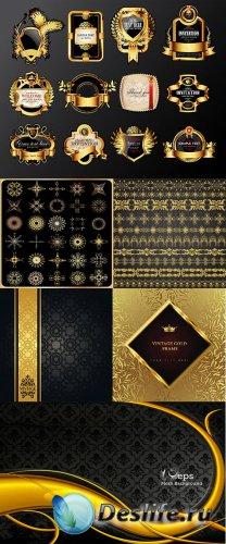 Золотые элементы в векторе 2