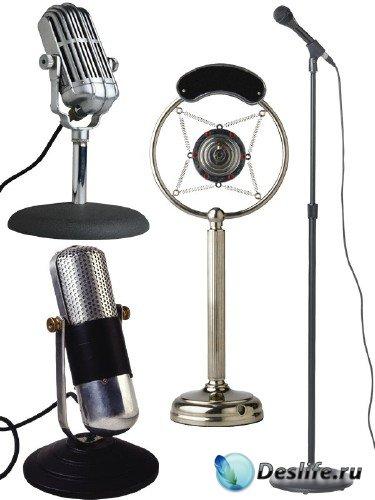 Микрофон (подборка изображений)