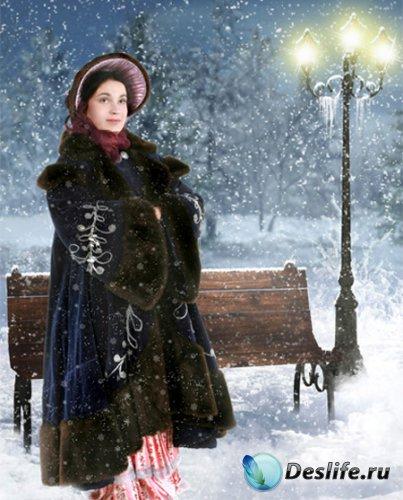 Костюм детский - Падает снег