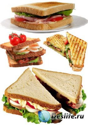 Сэндвичи: большая подборка изображений