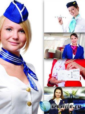 Профессия: Стюардесса (подборка изображений)