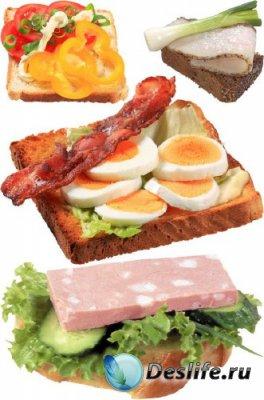 Бутерброд: большая подборка изображений