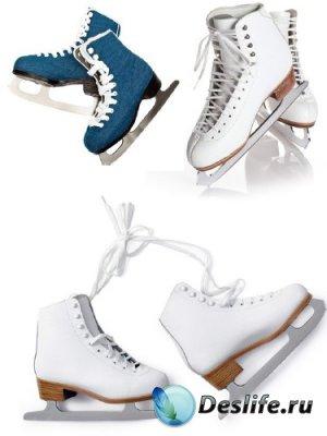 Спортивная обувь: Коньки (подборка изображений)
