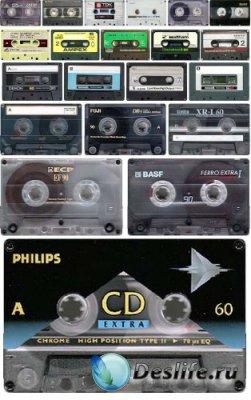 Аудио Кассеты: магнитофонные и диктофонные (большая подборка)