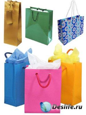 Пакеты для покупок (большая подборка изображений)