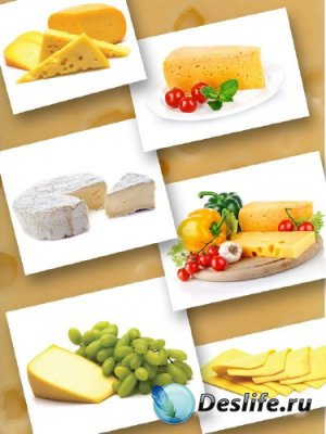 Кисломолочные продукты: Сыр (подборка изображений)