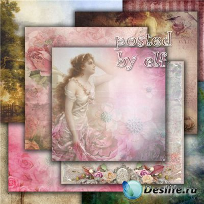 Подборка фонов для оформления творческих работ в фотошопе