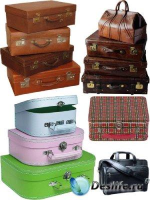 Чемодан, кейс, дорожная сумка (подборка изображений)
