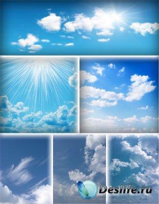 Небо и облака - большая подборка изображений