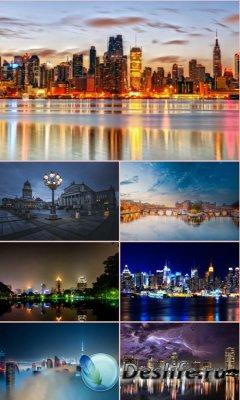 Обои красивые города мира. часть 7