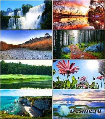 Подборка обоев - Природа необычайной красоты #253