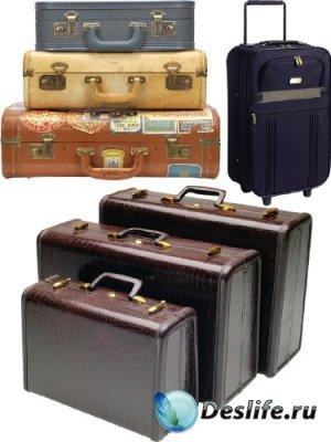 Чемодан, кейс, дорожная сумка (подборка изображений) вторая часть