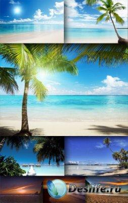 Экзотические пляжи (подборка изображений)