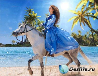 Костюм женский – У самого синего моря