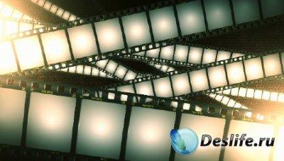 Видео футаж для дизайнера - Киноматограф