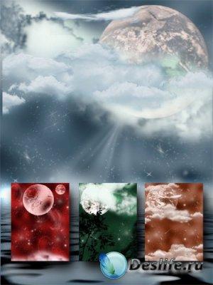 Фэнтези фон (подборка изображений)