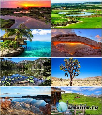 Сборник обоев - Вся красота природы #34