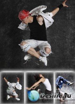 Танцующие люди (подборка изображений)