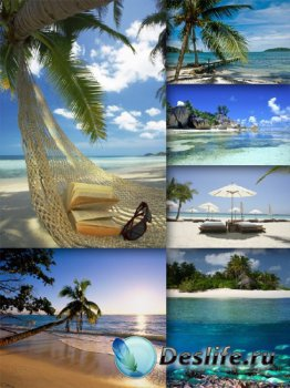 Экзотические пляжи (подборка изображений) вторая часть