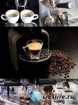 Кофемашины и кофеварки (подборка изображений)
