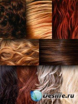 Волосы (подборка фотографий)