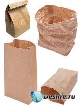 Бумажный пакет (подборка изображений)