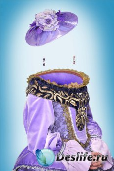 Женский шаблон для фотошопа – В нарядном платье