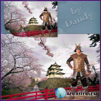 Костюм для мужчины - Японский самурай
