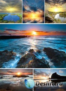 Рассвет и закат (подборка изображений)