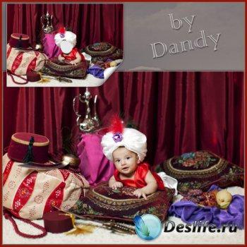 Костюм для мальчика - Маленький султан