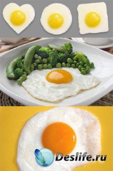 Завтрак: Яичница (подборка фото)