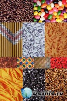 Большая подборка текстур разной тематики