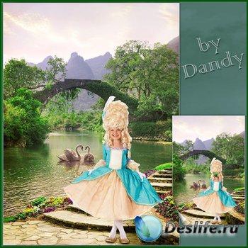 Костюм для девочки - На лебедином озере