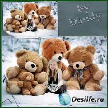 Костюм для девушки - Маша и медведи