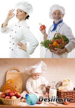 Повар, поварята и поваренки (подборка фото)