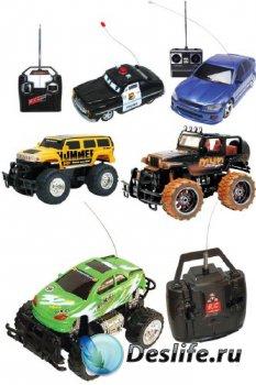 Детские игрушки: Машинки на радиоуправлении (подборка)