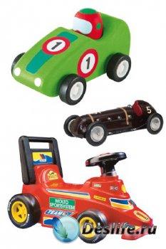 Детские игрушки: гоночный автомобиль (подборка)