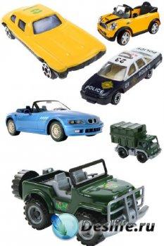 Детские игрушки: модельки автомашин (подборка)