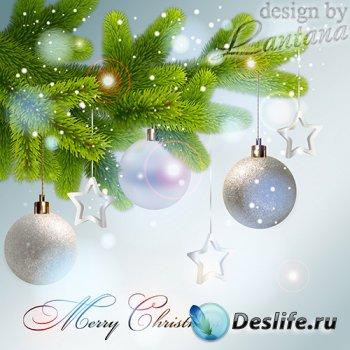 PSD исходник - Новый год нам дарит волшебство