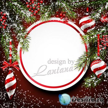 PSD исходник - Новый год нам дарит волшебство 3
