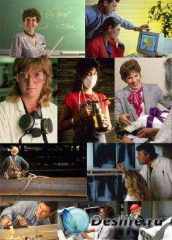 Люди и профессии (подборка фото)