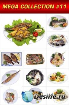 Мега коллекция №11: Рыбные блюда