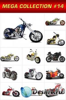 Мега коллекция №14: Мотоциклы, мопеды и трициклы