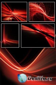 Черно-красный фон (подборка изображений)