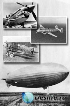 Фотографии ретро авиации (подборка изображений)