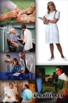 Медицина и врачи (подборка изображений)